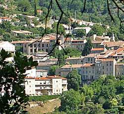 Village de Bargemon