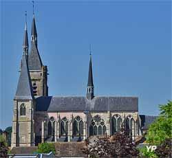 Glise saint germain l 39 auxerrois dourdan - Office de tourisme dourdan ...
