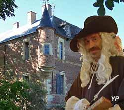 Château de Saint-Géran - maître Petitpied conte Saint Géran