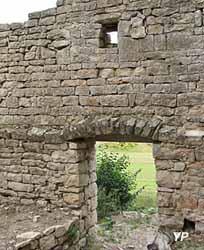 Vestiges du prieuré