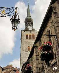 Église collégiale Saint-Jean-Baptiste (Jacques Monne)