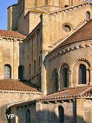 Basilique du Sacré-Coeur - chevet