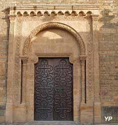 Basilique du Sacré-Coeur - portail Nord