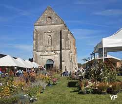Abbaye de Marcheroux - Floralies et Journées du Patrimoine