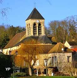 Église Saint-Séverin (Mairie d'Oinville)