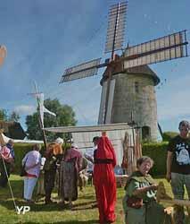 Moulin de pierre - Fête médiévale