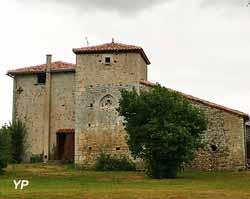 Chapelle Saint-Sylvain-de-Loubressac (Hélène Crouzat - Musée archéologique de Civaux)