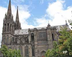 Cathédrale Notre-Dame de l'Assomption - façade Est