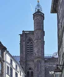 Cathédrale Notre-Dame de l'Assomption - tour de la Bayette