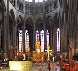 Cathédrale Notre-Dame de l'Assomption - choeur