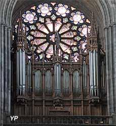 Cathédrale Notre-Dame de l'Assomption - grandes orgues