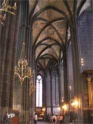 Cathédrale Notre-Dame de l'Assomption - déambulatoire