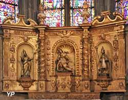 Cathédrale Notre-Dame de l'Assomption - chapelle Sainte-Marie-Madeleine