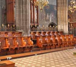 Cathédrale Notre-Dame de l'Assomption - stalles du choeur