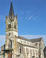 Église Saint-Gorgon (Association de Sauvegarde du Patrimoine de Le Fréty)