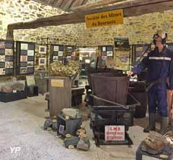 Maison de l'Or en Limousin - ambiance de la mine