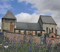 Église fortifiée Saint-Martin (Association Les Amis de l'Eglise Fortifiée)