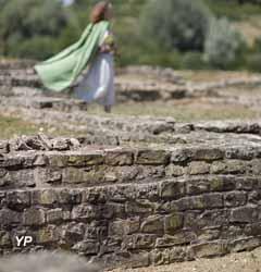 Site archéologique de la villa gallo-romaine du Gurtelbach (YM)