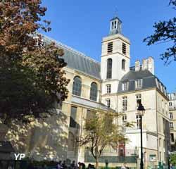Église Notre-Dame-des-Blancs-Manteaux (BM Roque)
