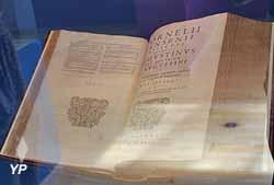 L'Augustinus (Cornelius Jansen dit Jansenius - Musée d'art Roger-Quilliot)