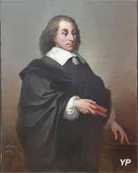 Blaise Pascal (Auguste Barthélémy Glaize - Musée d'art Roger-Quilliot)