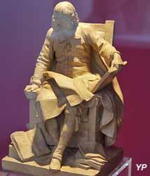Pascal (Augustin Pajou - Musée d'art Roger-Quilliot)