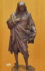 Blaise Pascal (Daniel Auber - Musée d'art Roger-Quilliot)