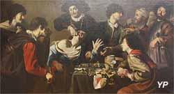L'arracheur de dents (Théodore Rombouts - Musée d'art Roger-Quilliot)