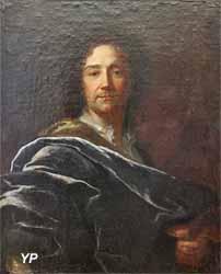 Hyacinthe Rigaud (Autoportrait, Musée d'art Roger-Quilliot)