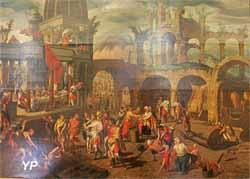 La parabole du Festin (Le Maître du Fils prodigue - Musée d'art Roger-Quilliot)