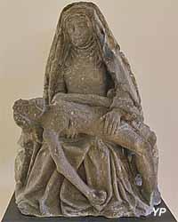Pieta provenant d'Herbet (Musée d'art Roger-Quilliot)