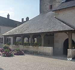 Église Saint-Etienne - caquetoire (Mairie de Cheverny)