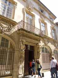 Visite guidée Les hôtels particuliers et belles demeures (CCBTA)