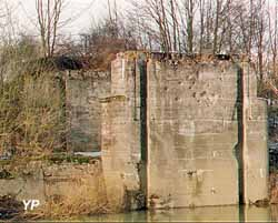 Ligne Maginot aquatique - barrage