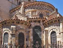 Basilique Notre-Dame-du-Port -chevet