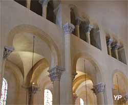 nef - Basilique Notre-Dame-du-Port