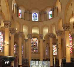 choeur - Basilique Notre-Dame-du-Port