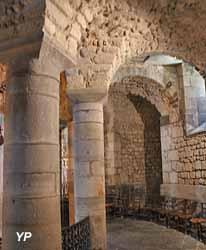 crypte - Basilique Notre-Dame-du-Port
