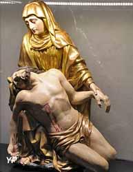 Pieta - Basilique Notre-Dame-du-Port