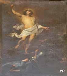 La Résurrection du Christ (auteur inconnu - Basilique Notre-Dame-du-Port)