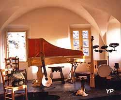 L'instrumentarium - Musée de société