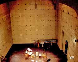 Scène -  Auditorium (Centre de Création Musicale Voce)