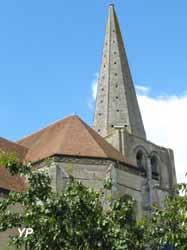 Clocher roman - Église Saint Sulpice et Saint Antoine (ADEB)