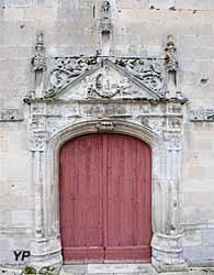 Portail Renaissance - Église Saint Sulpice et Saint Antoine