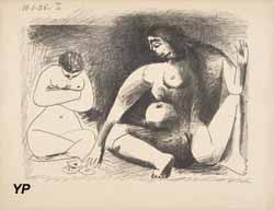 Picasso, La Cohue - Musée des Beaux-arts