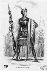 Comte de Saint-Pol, gouverneur de Bourgogne. Histoire des Ducs de Bourgogne de la maison de Valois, M. Barante (1865)