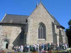 Chapelle Notre-Dame de Bonne-Encontre (Mairie de Rohan)