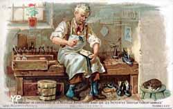 Chercher chaussure à son pied (exposition temporaire)