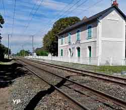 La Gare (F. Lopez)