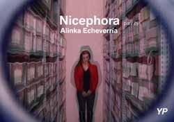 Nicephora par Alinka Echeverria, Résidence Photo BMW 2015 au musée Nicéphore Niépce, Un film de François Goizé  (Musée Nicéphore Niépce)